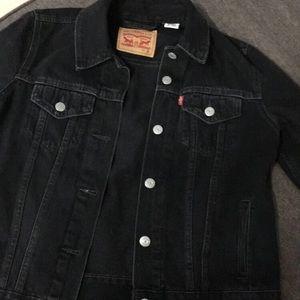 Black Levi jacket